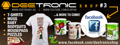 Deetronic Shop at Facebook