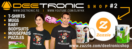 Deetronic Shop at Zazzle